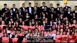 G.F. Handel - Hallelujah - Concert Zambete pe portativ