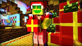 getlinkyoutube.com-Zu BESUCH beim WEIHNACHTSMANN - Minecraft Christmas Boxes 2 [Deutsch/HD]