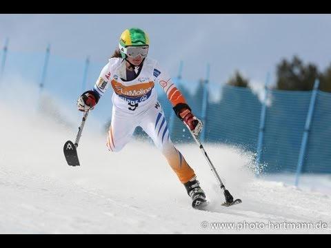 Downhill 2 - 2013 IPC Alpine Skiing World Cup, Sochi