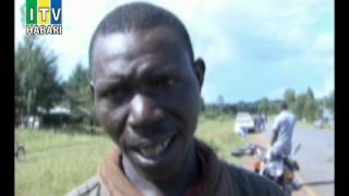 Watu 3 wamepoteza maisha katika ajali mbili mpakani mwa Tanzania na Burundi