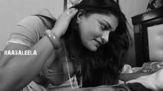Telugu Serial Actress Hot Bed Scene   Hot Shashi Aunty Romantic Masala Video   Hot Short Film 2019