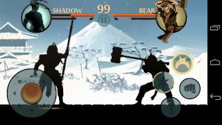 getlinkyoutube.com-Shadow Fight 2 Chapter 5 Defeating Widow
