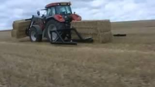 Agriweld Quadrant Bale Accumulator