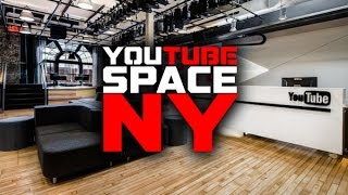 getlinkyoutube.com-YouTube Space New York Tour!
