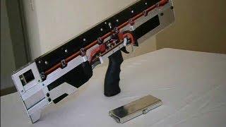 Full-Auto Gauss Gun