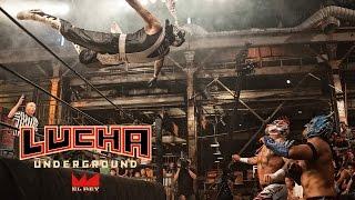 getlinkyoutube.com-Lucha Underground:  Meet the Warriors