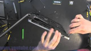 getlinkyoutube.com-HP PROBOOK 4530S take apart video, disassemble, how to open disassembly