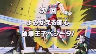 Dragon Ball Kai Episode 113 Preview