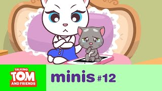 getlinkyoutube.com-Talking Tom and Friends Minis - Tom's New Love (Episode 12)