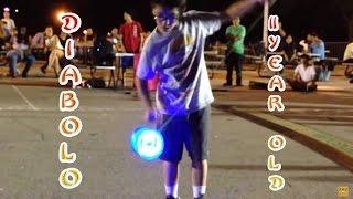 getlinkyoutube.com-Amazing 11 Year Old Diabolo Chinese YoYo