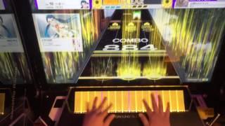 getlinkyoutube.com-【CHUNITHM】幻想のサテライト(MASTER)AJ 手元