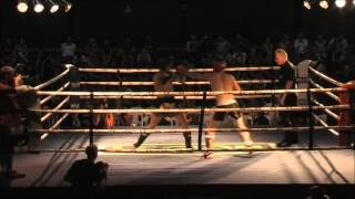 Exhibition Bout - Luke Anthony (ALMT) V Casey Lockett (LBC)