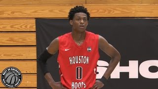 getlinkyoutube.com-De'Aaron Fox is the TOP Senior PG from the Southwest - Kentucky commit COOKS Nike Peach Jam