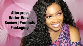 getlinkyoutube.com-ALIEXPRESS WATER WAVE REVIEW | PRODUCTS | PACKAGING