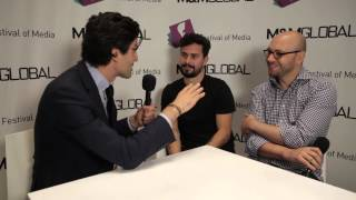Interview with Daniel Chalfon and Guga Ketzer at Loducca