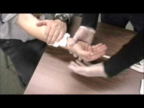 Severe bleeding tutorial
