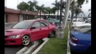 getlinkyoutube.com-Tuning cars drifting fails - Stupid men driving