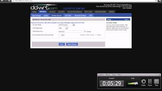 getlinkyoutube.com-DD WRT Client And Repeater Setup
