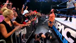 TNA Xplosion: Chris Sabin vs. Eric Young