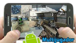 getlinkyoutube.com-Partida Multijugador - Modern Combat 5 - Capítulo 5
