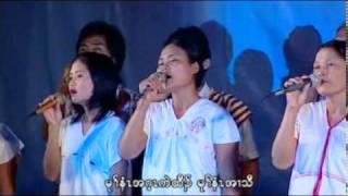 getlinkyoutube.com-KAREN CHOIR 2. REV. BA TIN