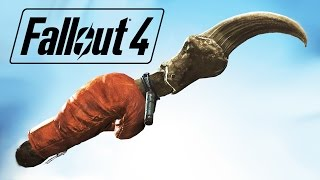 getlinkyoutube.com-FALLOUT 4 - TOP 5 CRAZY MELEE WEAPONS!