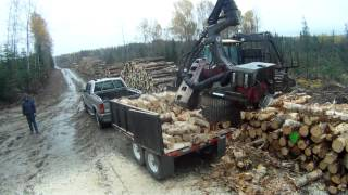 getlinkyoutube.com-330 hp firewood processor
