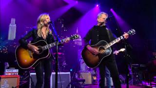 getlinkyoutube.com-Sheryl Crow & Kris Kristofferson - Me and Bobby Mcgee (ACL 40th, 2014)