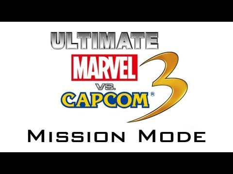 Ultimate Marvel vs Capcom 3 Missions - Iron Fist