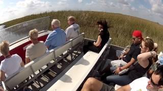 Boat Tour at Gator Park