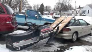 getlinkyoutube.com-Saturn Snowmobile Transporter ( part 2 )