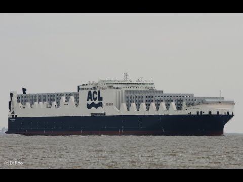 Click to view video ATLANTIC SKY - IMO 9670602 - Germany - Elbe - Otterndorf