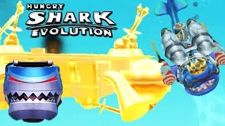 getlinkyoutube.com-Hungry Shark Evolution - Alien Invasion Live Event
