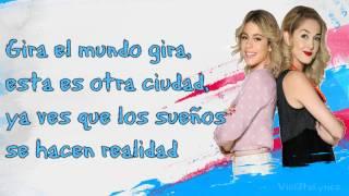 getlinkyoutube.com-Violetta 3  En Gira Letra