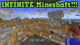 getlinkyoutube.com-Minecraft Xbox 360 / PS3 Seed: INFINITE Mineshaft & Ravine