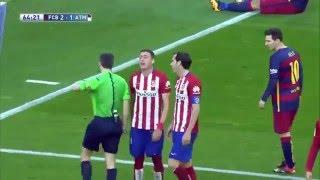 getlinkyoutube.com-FC Barcelona 2-1 Atletico Madrid – Match Highlights HD 30/01/2016