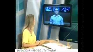 Direto da Redação - Aeroporto | Encontro com a Notícia 10/04/2014