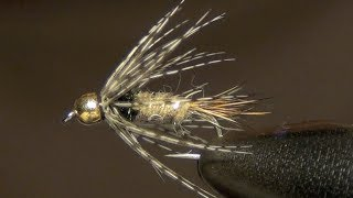 getlinkyoutube.com-Guide's Choice Hare's Ear Fly Tying Instructions