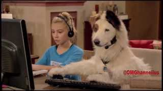 getlinkyoutube.com-G Hannelius - Dog With A Blog - Season 1 highlights - A collection of clips from every episode