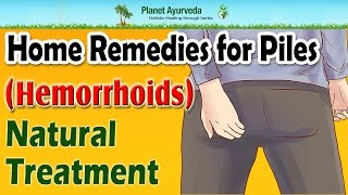 getlinkyoutube.com-Home Remedies for Piles ( Hemorrhoids)- Natural Treatment