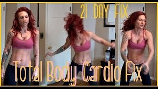 getlinkyoutube.com-21 Day Fix - Total Body Cardio Fix