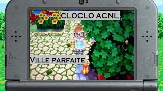 getlinkyoutube.com-(ACNL TUTO 5) Animal Crossing New Leaf comment avoir la ville parfaite