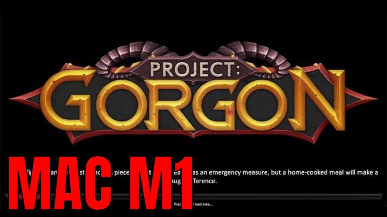 Project Gorgon Mac M1
