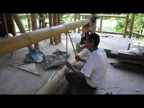 CONSTRUCCION CON GUADUA - GUADUA BAMBU COLOMBIA