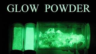 getlinkyoutube.com-How To Make Glow in the Dark Powder