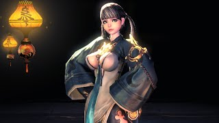 getlinkyoutube.com-[Blade and Soul] Character Creation - Female Gon Loli (Hestia)