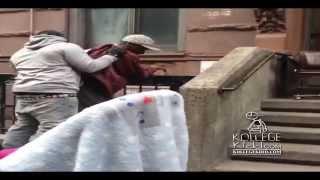 New York Man Pretending To Be Dirty Undercover Cop Stop & Frisks Civilian