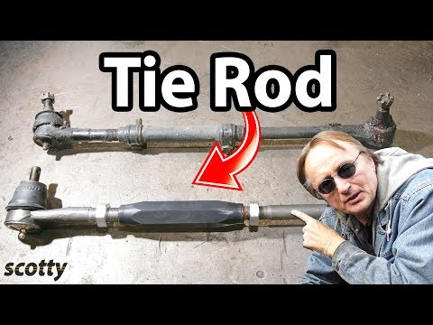 How to Replace Tie Rod Ends in Your Car
