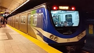 Translink's Canada Line - YVR Airport to Waterfront