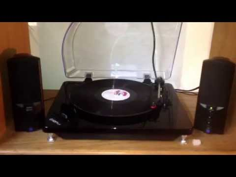 ION iLP turntable review
